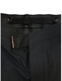 Carol Christian Poell PM/2667 pantaloni da uomo in cotone acquista online prezzo