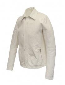 Carol Christian Poell white leather jacket price