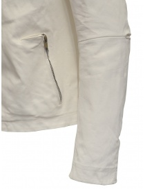 Carol Christian Poell white leather jacket buy online price
