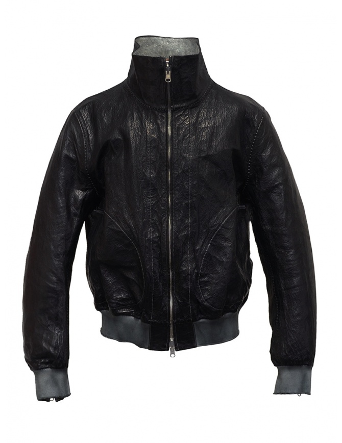 Carol Christian Poell LM/2399 reversible black bomber jacket LM/2399-IN PABIS-PTC/010 mens jackets online shopping