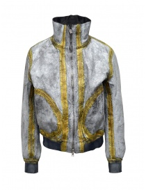 Carol Christian Poell LM/2399 reversible black bomber jacket mens jackets buy online