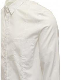 Golden Goose camicia bianca in cotone da uomo