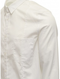 Golden Goose men's white cotton shirt