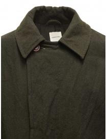 Sage de Cret cappotto verde khaki prezzo