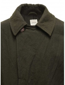 Sage de Cret khaki green coat price