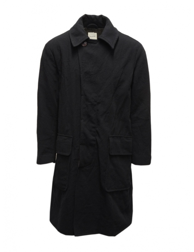 Sage de Cret navy blue coat 31-90-9376 20 NAVY mens coats online shopping