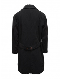 Sage de Cret navy blue coat