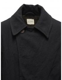Sage de Cret navy blue coat price