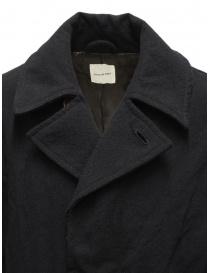 Sage de Cret navy blue coat mens coats buy online
