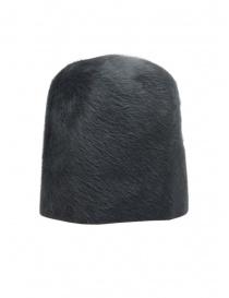 Scha cappello Taiga grigio pelo di coniglio e feltro online