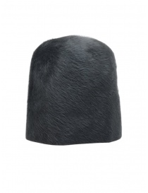 Scha Taiga gray hat in rabbit fur felt online