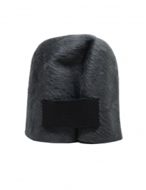Scha Taiga gray hat in rabbit fur felt