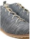 Petrosolaum shoes in white anche black fabric 8185-PTR2 BLK buy online
