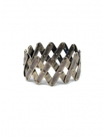 Jewels online: Carol Christian Poell pantograph bracelet in silver MM/2409