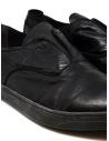Scarpa Shoto in pelle di canguro nero 6327 CANGURO NERO prezzo