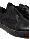 Shoto black kangaroo leather shoes 6327 CANGURO NERO price