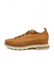 Feit Lugged Runner tan color shoes