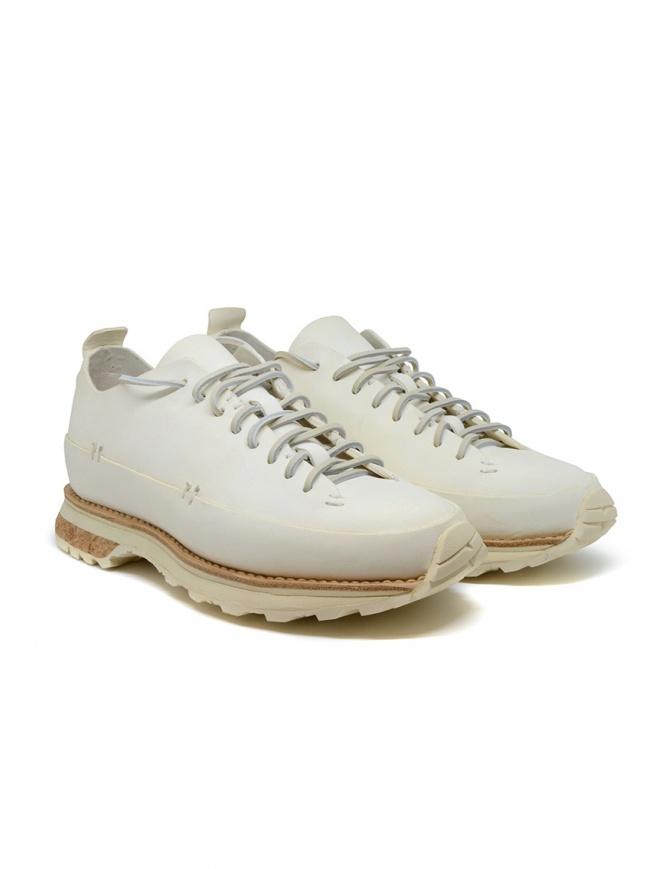 Scarpe Feit Lugged Runner colore bianco MFLRNRH WHITE LUGGED RUNNER calzature uomo online shopping
