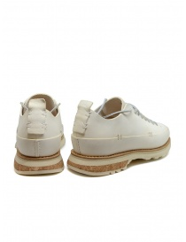 Feit Lugged Runner white shoes