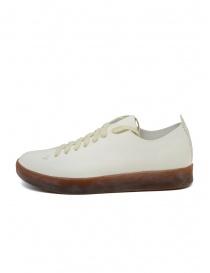 Scarpe Feit Hand Sewn Low Latex colore avorio prezzo