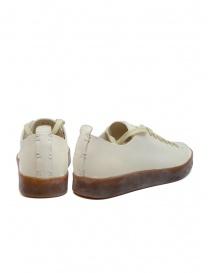 Scarpe Feit Hand Sewn Low Latex colore avorio calzature uomo acquista online