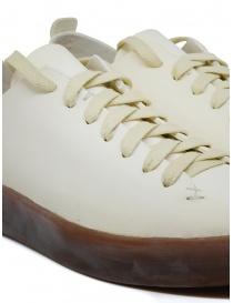 Scarpe Feit Hand Sewn Low Latex colore avorio calzature uomo prezzo