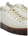 Scarpe Feit Hand Sewn Low Latex colore avorio prezzo MFHSLOX WHITE H.S.LOW LATEXshop online