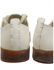Feit Hand Sewn Low Latex ivory shoes