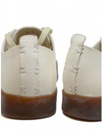 Scarpe Feit Hand Sewn Low Latex colore avorio