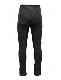 Label Under Construction black saddle pants