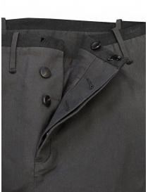 Label Under Construction pantalone saddle nero prezzo