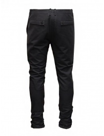 Label Under Construction pantaloni classici con risvolto sfrangiato prezzo