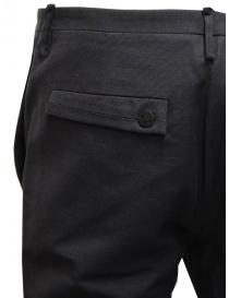 Label Under Construction pantaloni classici con risvolto sfrangiato pantaloni uomo acquista online