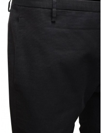 Label Under Construction classic pants with frayed cuff mens trousers price