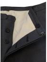 Label Under Construction pantaloni classici con risvolto sfrangiatoshop online pantaloni uomo