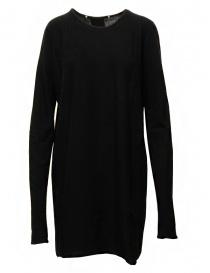Carol Christian Poell vestito reversibile nero abiti donna prezzo