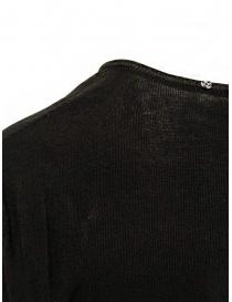 Carol Christian Poell vestito reversibile nero acquista online prezzo