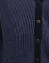 GRP blue and light blue cotton-linen vest shop online mens vests
