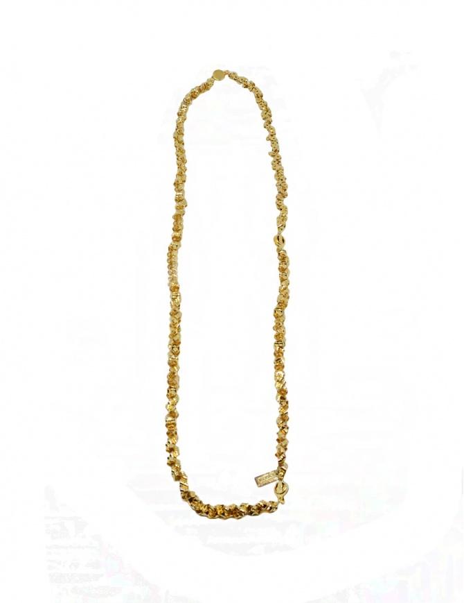 Kyara collana con farfalle in argento placcato CC-N005-1-1 KYARA preziosi online shopping