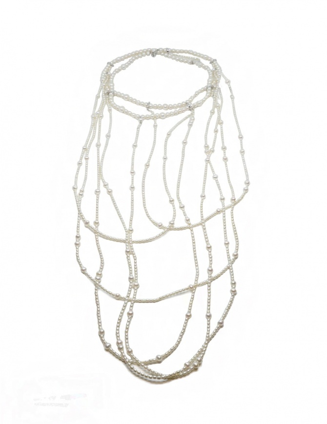Kyara CC-N004-1-1 collana di perle multifilo CC-N004-1-1 preziosi online shopping