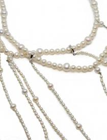 Kyara CC-N004-1-1 multi-strand pearl necklace