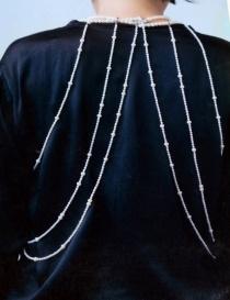 Kyara CC-N004-1-1 multi-strand pearl necklace jewels buy online