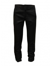 Cy Choi pantaloni Boundary neri in lana CA55P07ABK00 BLK order online