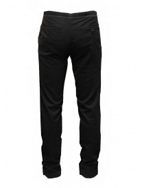 Cy Choi Boundary black wool pants