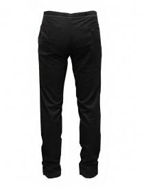 Cy Choi pantaloni Boundary neri in lana