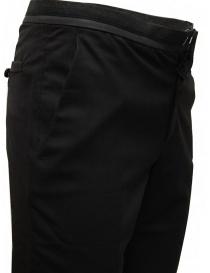 Cy Choi Boundary black wool pants price