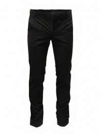 Cy Choi Boundary pantaloni neri in misto lana online