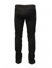 Cy Choi Boundary black wool blend pants