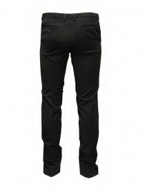 Cy Choi Boundary pantaloni neri in misto lana