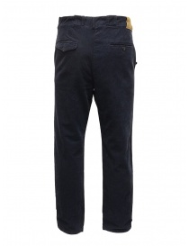 Golden Goose navy blue corduroy chino price